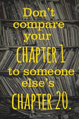 Stop Comparing!!!