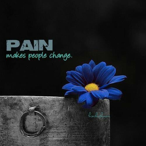 Chronic Pain?? A Blessing?