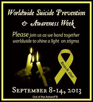 Suicide Prevention Awareness Week