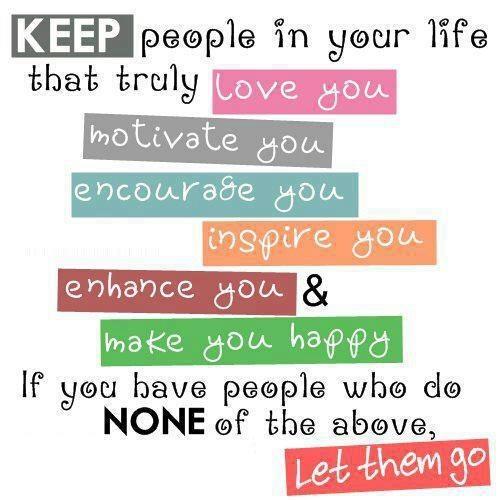 Positive People!!