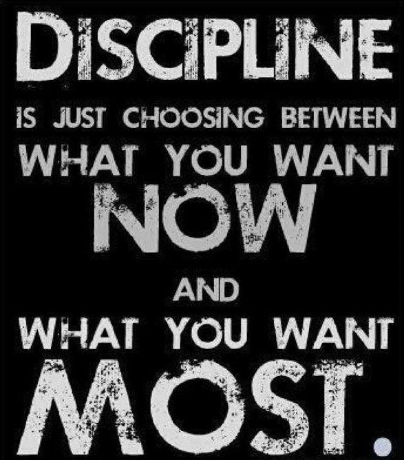 Discipline and Chronic Pain