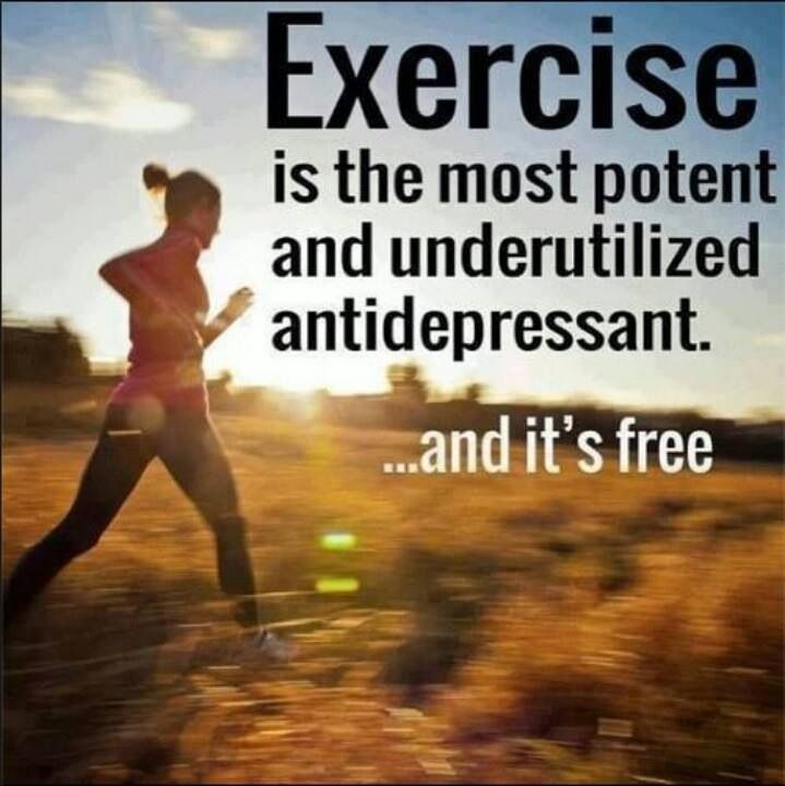 Image result for exercise depression