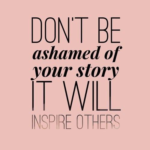 Do Not Be Ashamed