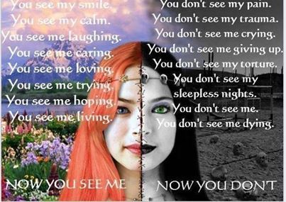 Two Sides of Chronic Pain
