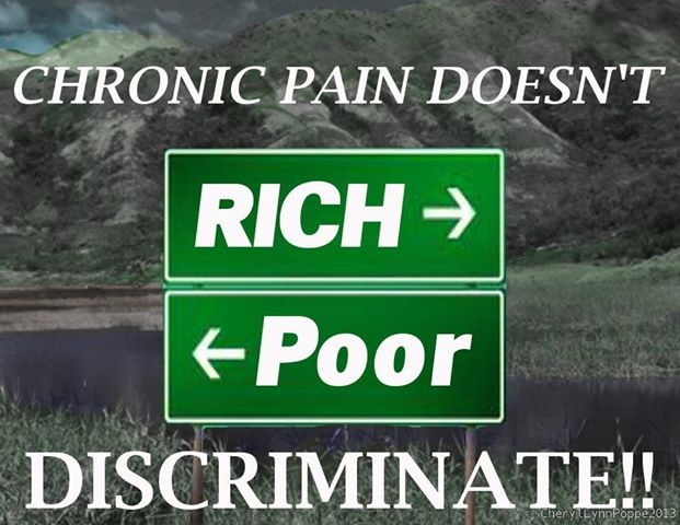 Pain Affects Everyone