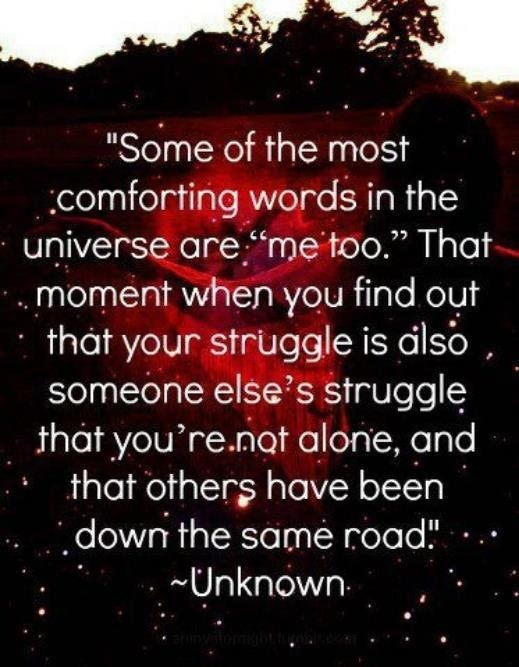 Comforting Words and Chronic Pain