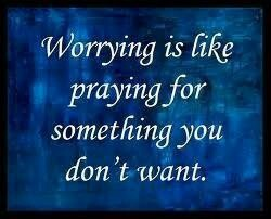 Worrying and Chronic Pain