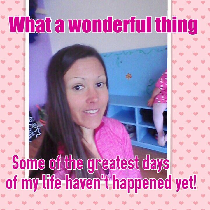 Life Has Just Begun!!!