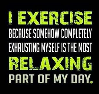 Exercising helps Chronic Pain