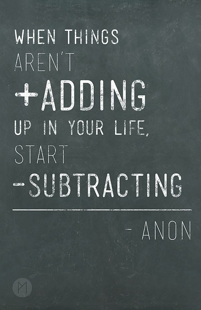 Simplify Your Life!